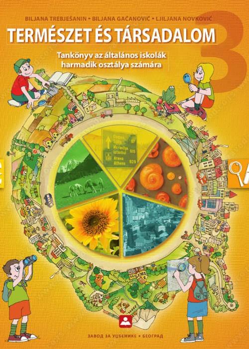 Természet és társadalom 3 (ZV 41304)