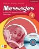 Angol munkafüzet - Messages 4 +CD (KL)