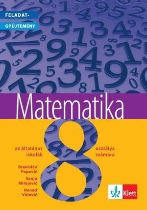 Matematika 8, feladatgyűjtemény (KL)
