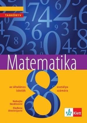Matematika 8, tankönyv (KL)