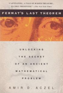 Fermat's last theorem - Unlocking the secret of an ancient mathematical problem / Fermat utolsó tétele - Egy ősi matematikai probléma titkának feloldása/ Angol nyelvű
