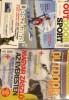 Outdoor magazin 40 db. lapszám egyben 2004. 10,11,12 hó, 2005. 01-11, 2006. 01-12 teljes évfolyam, 2007. 01-12 teljes évfolyam, 2008. 01-09