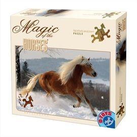 Puzzle - Magic of the horses