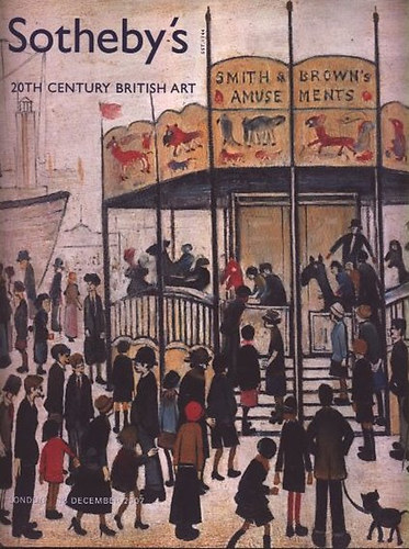 20th century British art (13 December 2007)