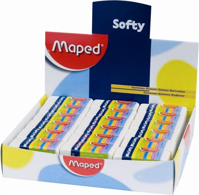 Maped törlőgumi Mini Softy